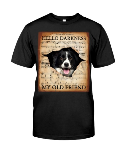 Border Collie-Hello Darkness
