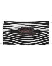 Schnoodle Stripes FM Cloth face mask front