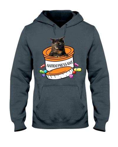 Tortoiseshell Cat Antidepressant