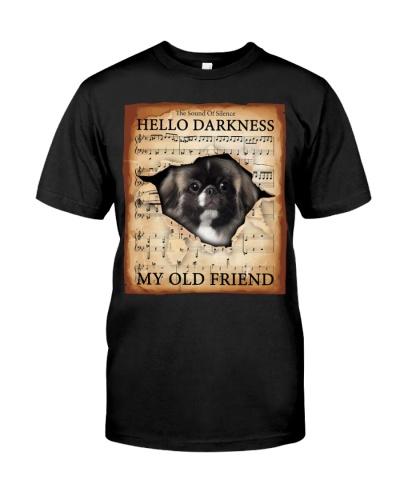 Pekingese Hello Darkness