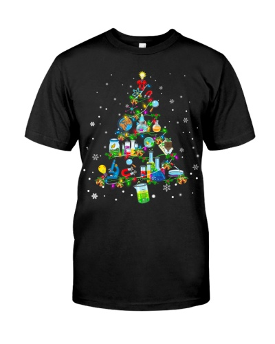 Science-Christmast Tree