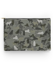 Great Pyrenees-camouflage Accessory Pouch - Large thumbnail