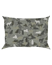 Great Pyrenees-camouflage Rectangular Pillowcase thumbnail