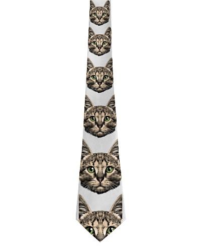 Cat - Tie