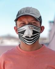 Turkish Van Cat Stripes FM Cloth face mask aos-face-mask-lifestyle-06