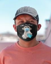 Shih Tzu Handwashing Ew People Cloth face mask aos-face-mask-lifestyle-06