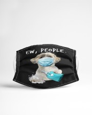 Shih Tzu Handwashing Ew People Cloth face mask aos-face-mask-lifestyle-22