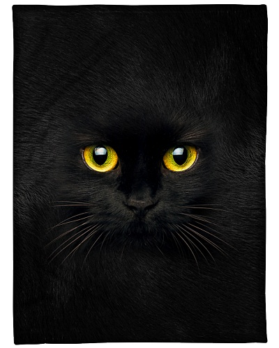 Black Cat Face 3D