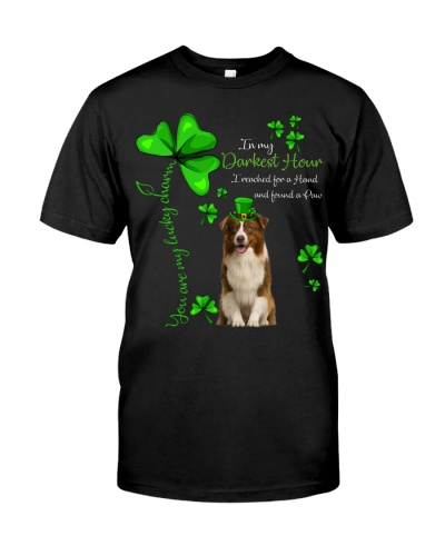 My Lucky Charm is Border Collie2