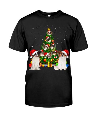 Papillons-Christmas Tree