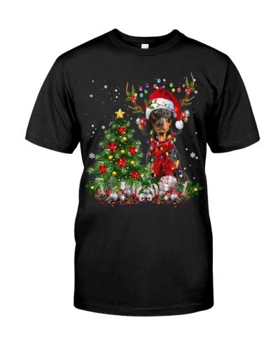 Dachshund-Reindeer-Christmas