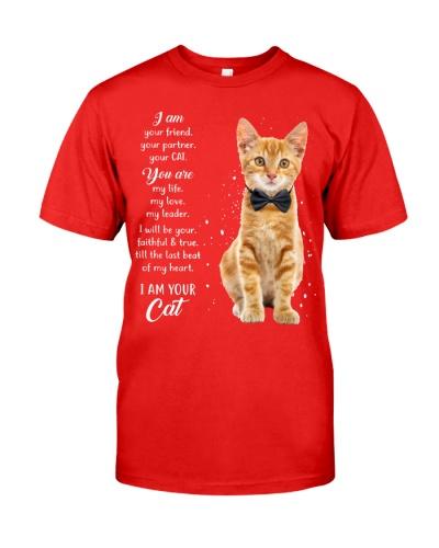 I Am Your Cat