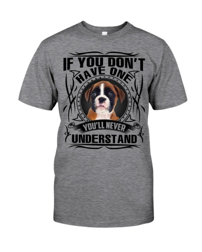 If You Don't Have One Boxer