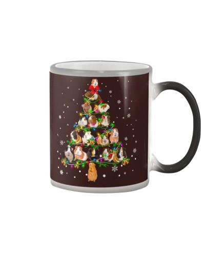 Guinea Pig - Christmas Tree