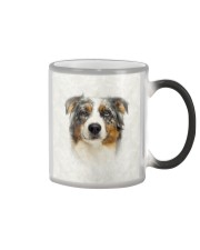 Australian Shepherd-Face and Hair Color Changing Mug thumbnail