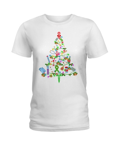 Nurse-Christmas Tree