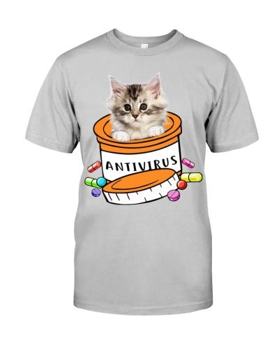 Maine Coon Cat Antivirus