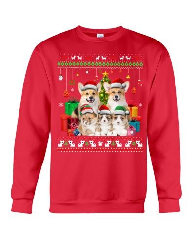 Pembroke Welsh Corgis-Christmas Gift