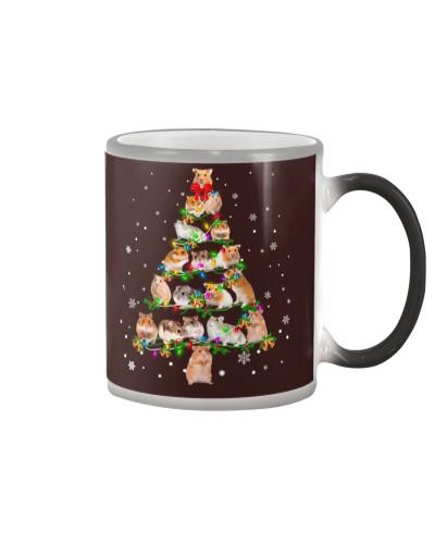 Hamster-Christmas Tree