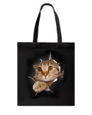 CAT - 3D Tote Bag thumbnail