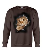 CAT - 3D Crewneck Sweatshirt thumbnail