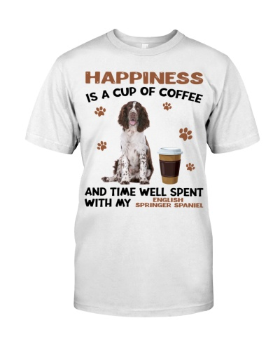 Time Well Spent With My English Springer Spaniel