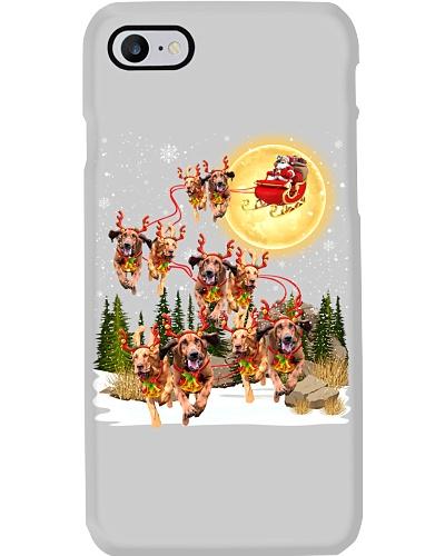 Bloodhound-Santa Claus