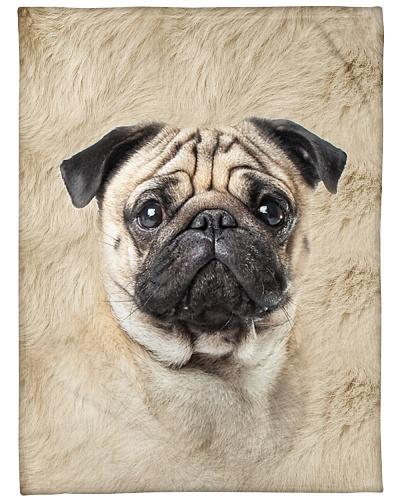 Pug Face 3D