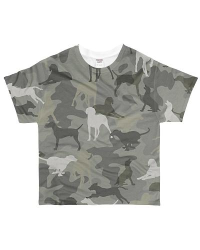 Weimaraner-camouflage