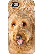 Goldendoodle-Face and Hair Phone Case thumbnail