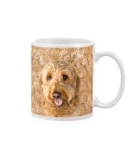 Goldendoodle-Face and Hair Mug thumbnail