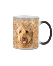 Goldendoodle-Face and Hair Color Changing Mug thumbnail