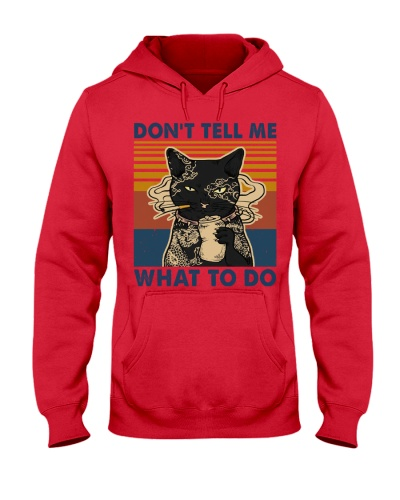 Cat - Dont Tell Me What To Do