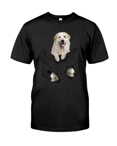 Great Pyrenees-Pocket