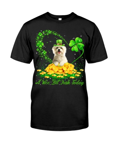 Maltese-A Wee Bit Irish Today