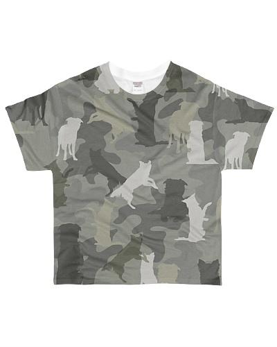 Border Collie-camouflage