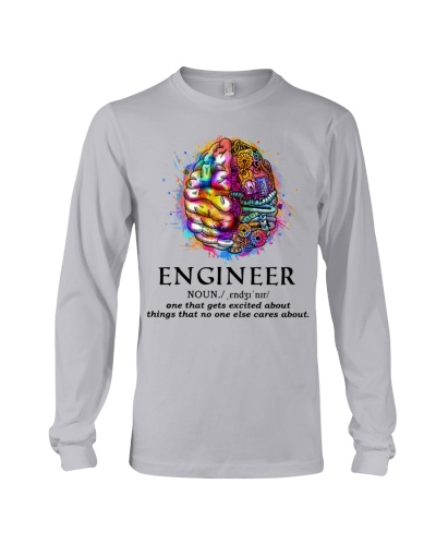 Engineer-Noun