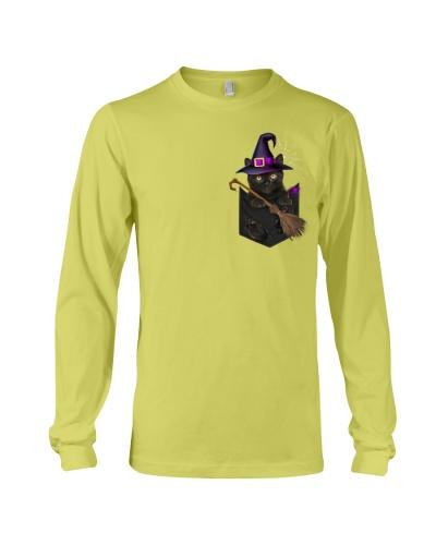 Cat - Pocket - Halloween - R