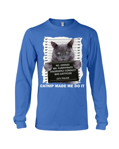 Korat Cat - Catnip
