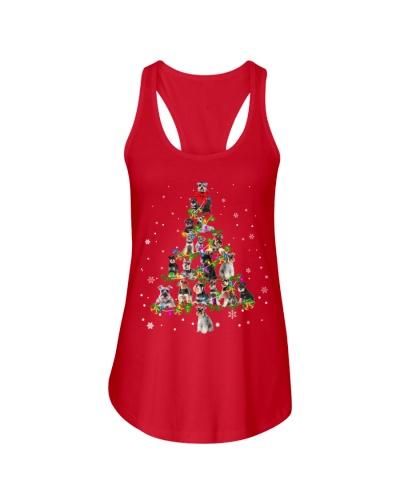 Schnauzer - Christmas Tree