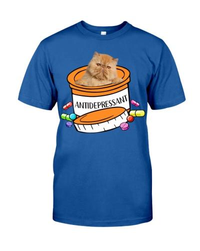 Persian Cat Antidepressant