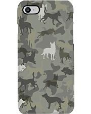 Australian Kelpie-camouflage Phone Case thumbnail