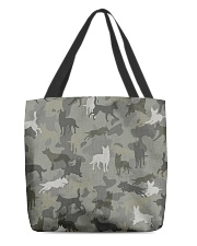 Australian Kelpie-camouflage All-over Tote thumbnail