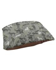 Australian Kelpie-camouflage Pet Bed - Small thumbnail