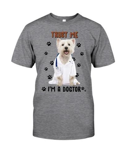 West Highland White Terrier-Dogtor