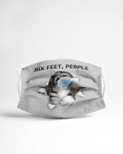 Havanese Six Feet People FM Cloth face mask aos-face-mask-lifestyle-22