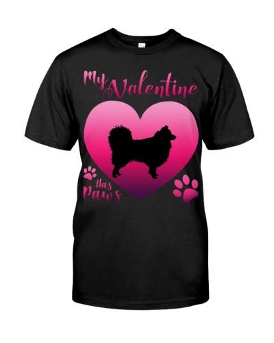 Australian Shepherd-My Valentine Has Paws
