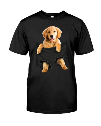 Golden Retriever-Pocket