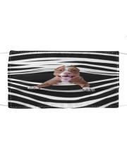 Pitbull Stripes FM Cloth face mask front