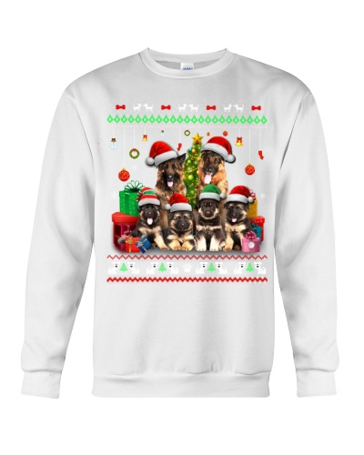 German Shepherds-Christmas Gift